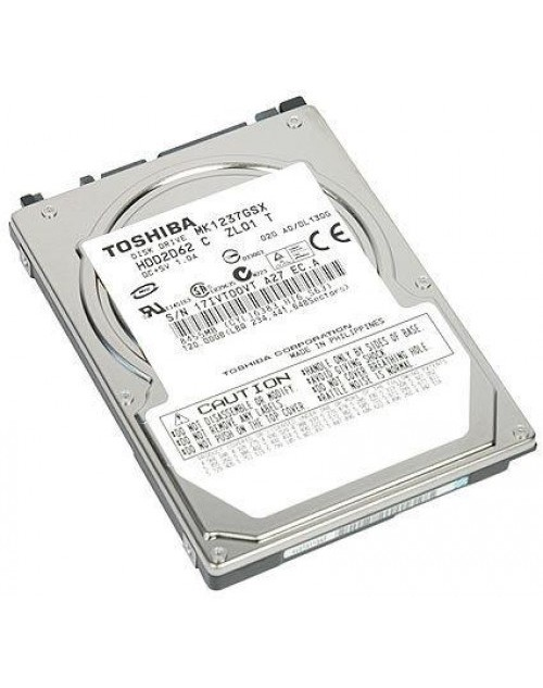 Toshiba 500GB Laptop Hard Disk SATA